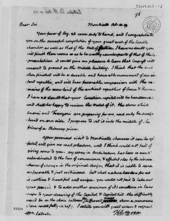 thomas jefferson essay on slavery